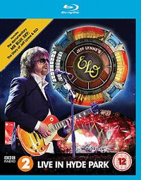 Cover Jeff Lynne's ELO - Live In Hyde Park [DVD]